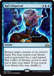 Ral's Dispersal - Guilds of Ravnica