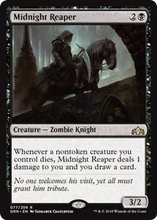 Midnight Reaper - Guilds of Ravnica