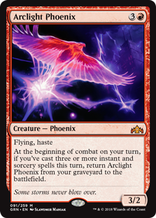 Arclight Phoenix - Guilds of Ravnica