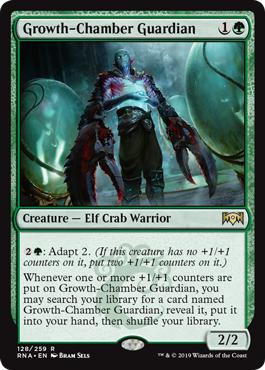 Growth-Chamber Guardian - Ravnica Allegiance