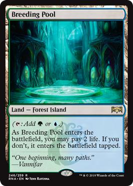 Breeding Pool - Ravnica Allegiance
