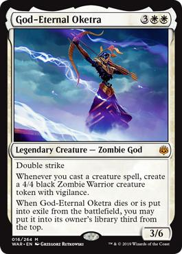 God-Eternal Oketra - War of the Spark
