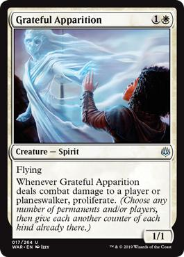 Grateful Apparition - War of the Spark