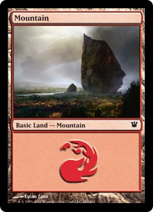 Mountain - Innistrad