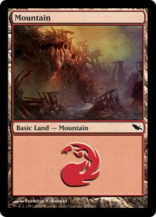 Mountain - Shadowmoor