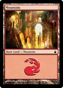 Mountain - Ravnica: City of Guilds