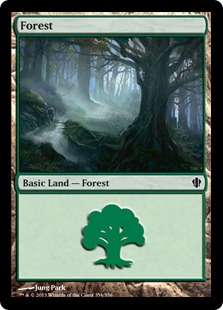 Forest - Commander 2013 Edition