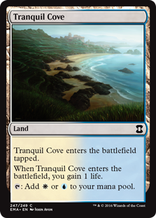 Tranquil Cove - Eternal Masters
