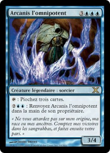 Arcanis l'omnipotent - 10ième Edition