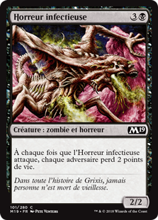 Horreur infectieuse - Magic 2019