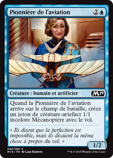 Pionnière de l'aviation - Magic 2019